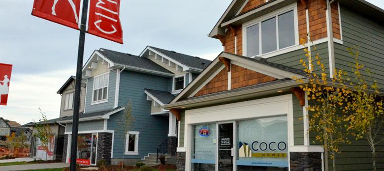 Coco Homes Builder calgary